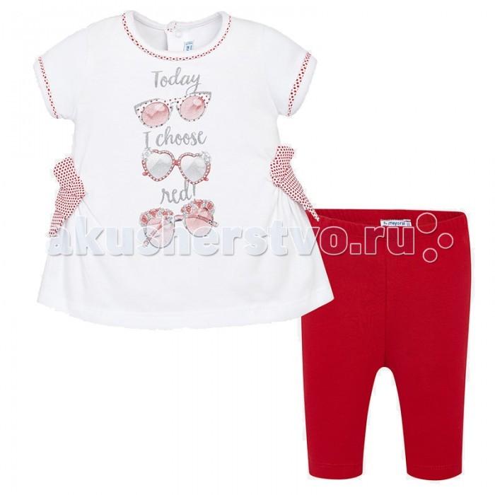 Комплекты детской одежды Mayoral Комплект одежды для девочки 1772, Комплекты детской одежды - артикул:444914