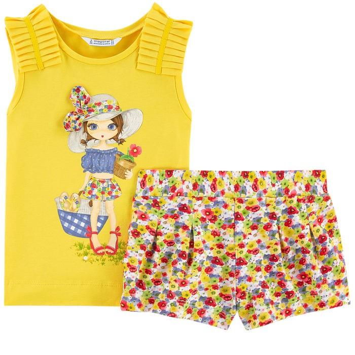 Mayoral Комплект одежды для девочки 3222 от Mayoral