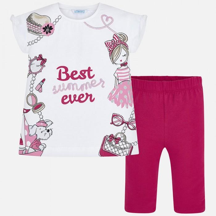 Комплекты детской одежды Mayoral Комплект одежды для девочки 3546