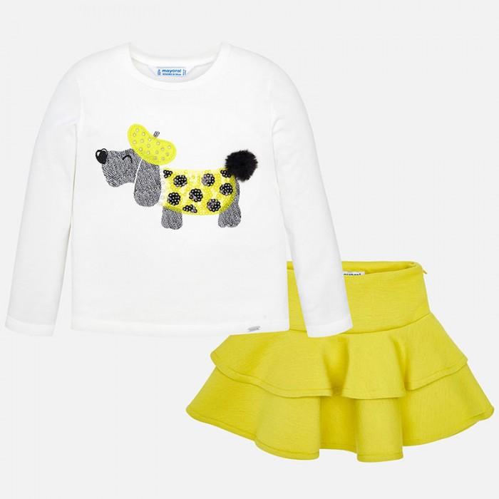 Картинка для Mayoral Комплект одежды для девочки 4950