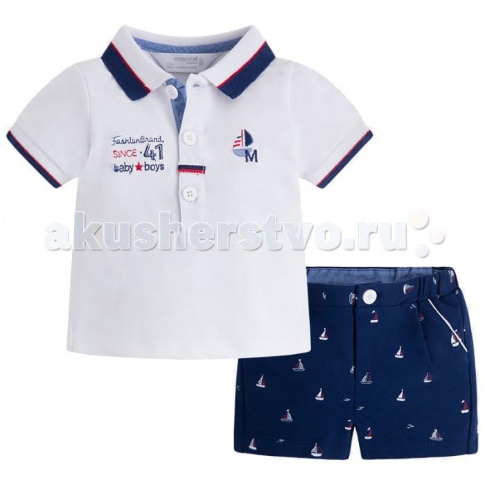 Комплекты детской одежды Mayoral Комплект одежды для мальчика 1230