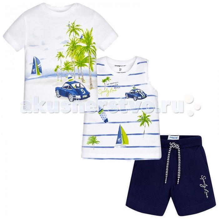 Комплекты детской одежды Mayoral Комплект одежды для мальчика 1692