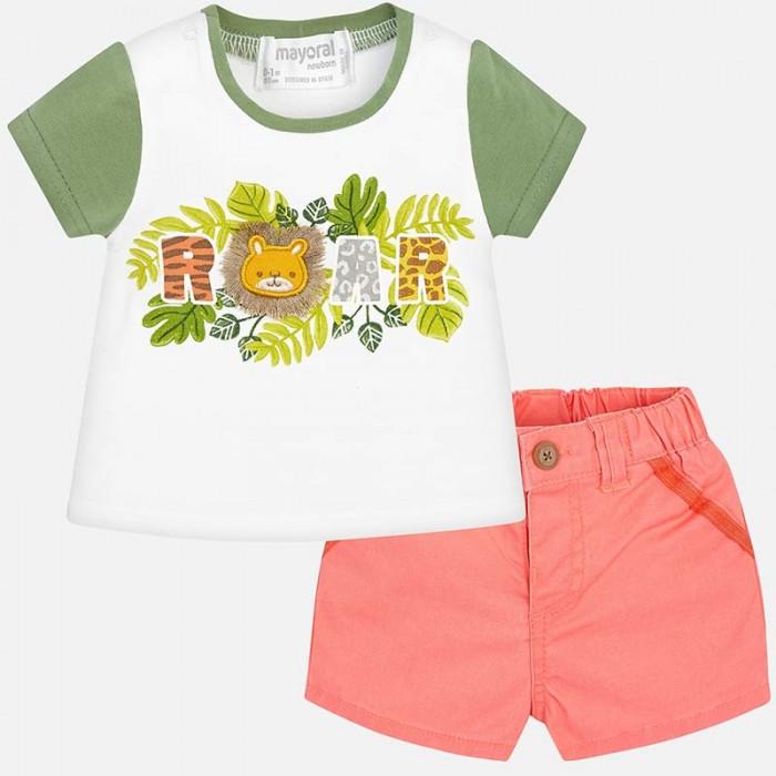Картинка для Mayoral Комплект одежды для мальчика бриджи и фуфайка 1219
