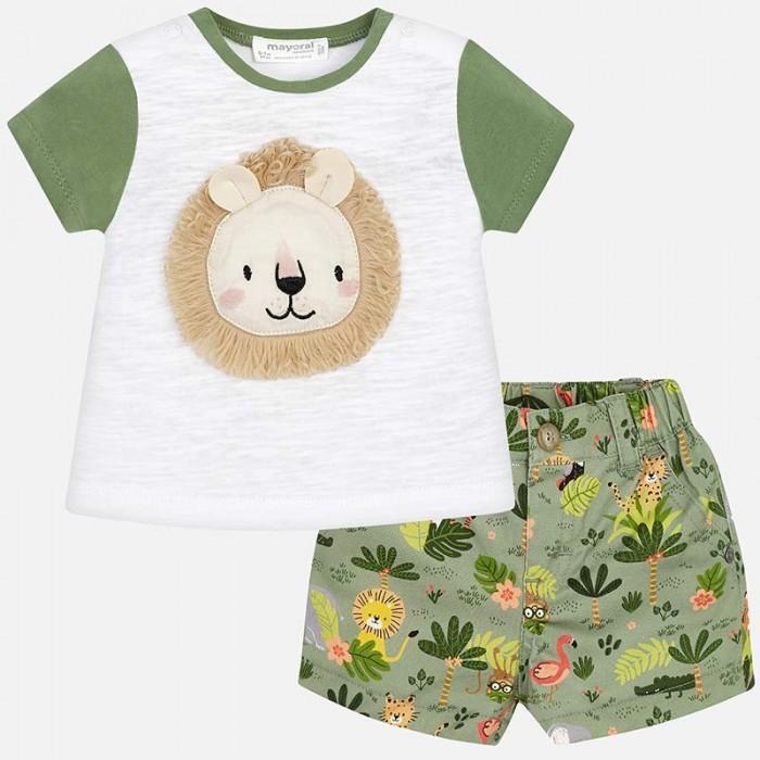 Картинка для Mayoral Комплект одежды для мальчика бриджи и фуфайка 1220