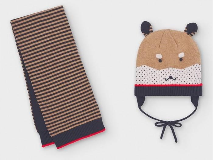 Mayoral Комплект: шапка и шарф 10841
