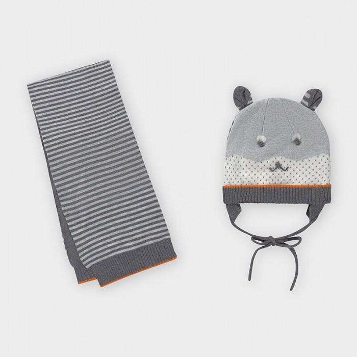 Картинка для Mayoral Комплект: шапка и шарф 10841