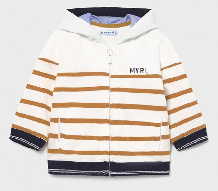 Толстовки и свитшоты Mayoral Куртка для мальчика 1408