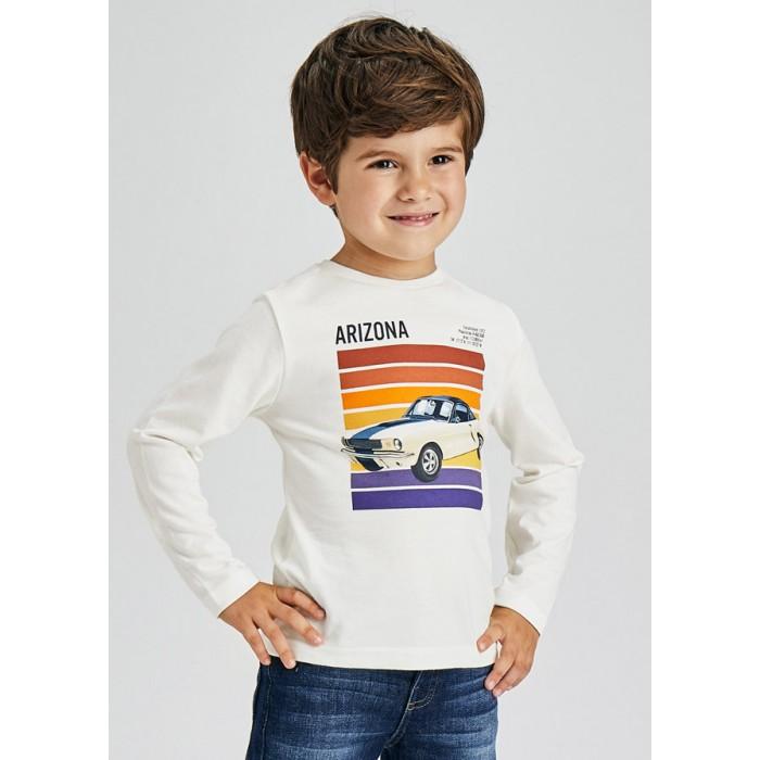 Купить Водолазки и лонгсливы, Mayoral Mini Джемпер для мальчика 4081