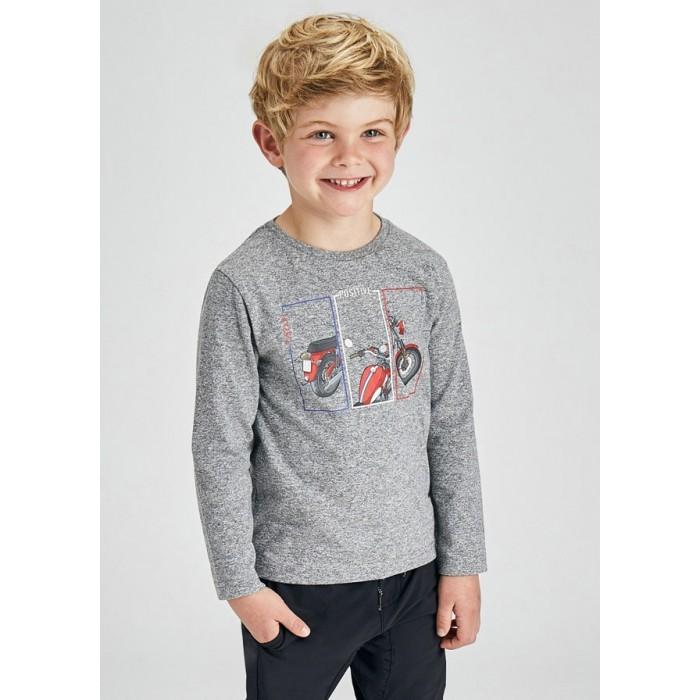 Водолазки и лонгсливы, Mayoral Mini Джемпер для мальчика 4088  - купить со скидкой
