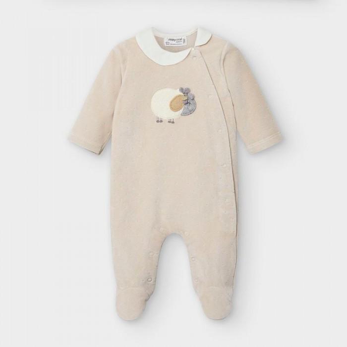 Mayoral Newborn Пижама для девочки 2754