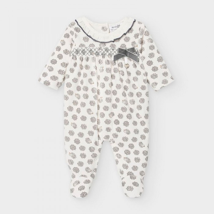 Mayoral Newborn Пижама для девочки 2756