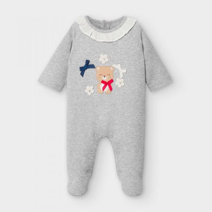Домашняя одежда Mayoral Newborn Пижама для девочки 2758