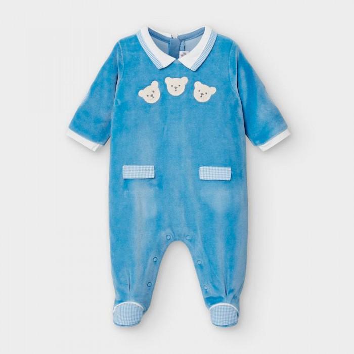 Домашняя одежда Mayoral Newborn Пижама для мальчика 2767
