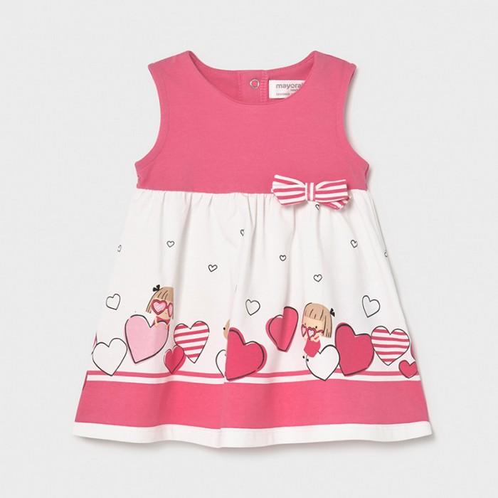 Платья и сарафаны Mayoral Newborn Платье 1811 платья и сарафаны mayoral newborn платье 1811