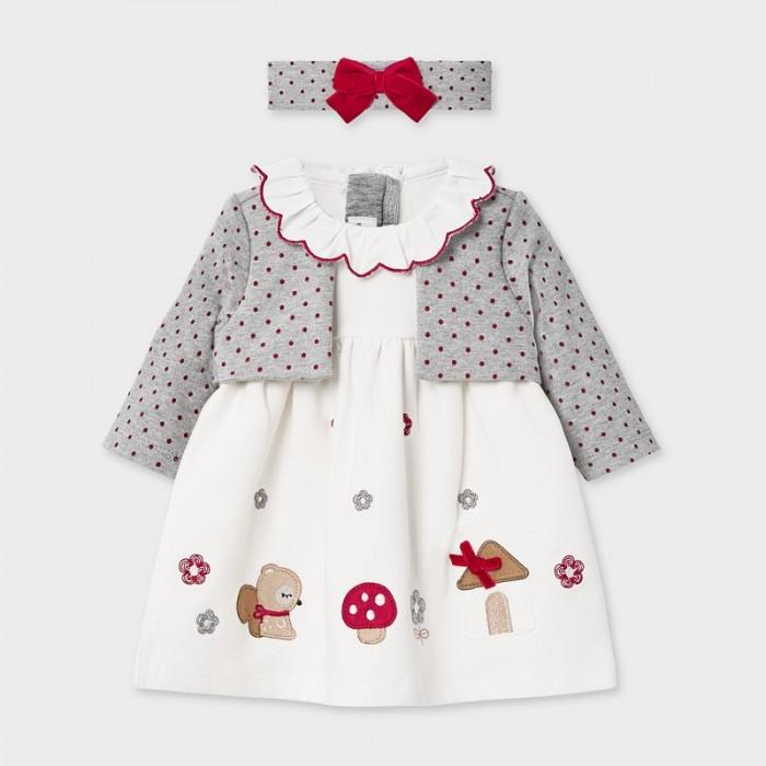 Mayoral Newborn Платье 2851