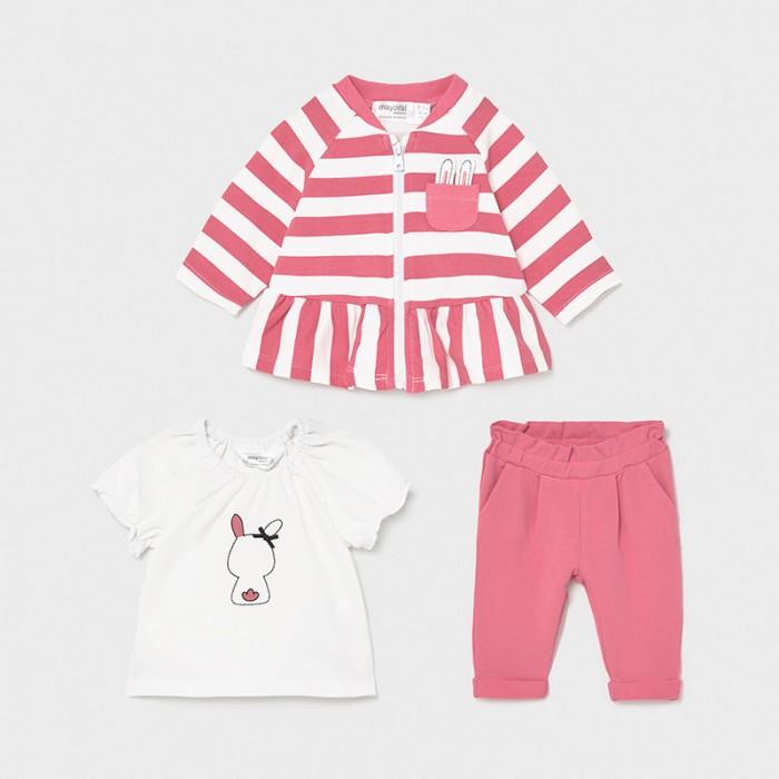 Фото - Комплекты детской одежды Mayoral Newborn Спортивный костюм 1816 комплекты детской одежды клякса спортивный костюм для девочки 22 2062