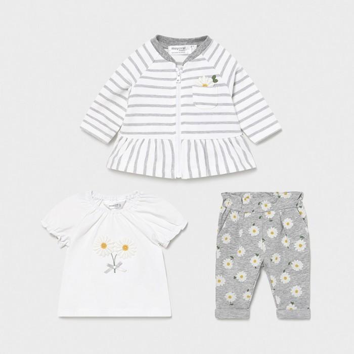 Фото - Комплекты детской одежды Mayoral Newborn Спортивный костюм 1816 комплекты детской одежды mayoral newborn ползунки и фуфайка 1560