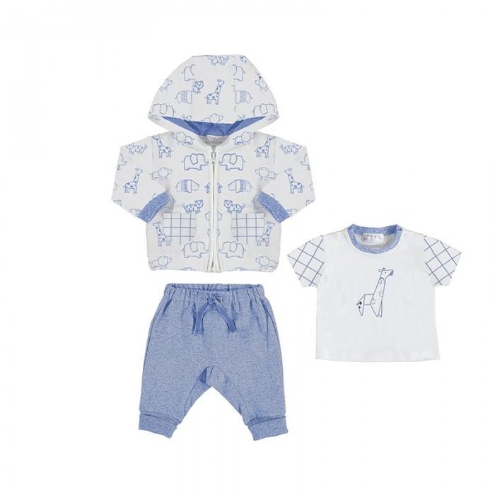 Фото - Комплекты детской одежды Mayoral Newborn Спортивный костюм 1817 комплекты детской одежды mayoral newborn ползунки и фуфайка 1560