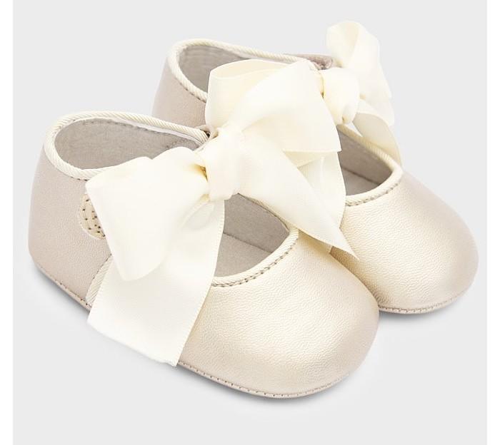 Mayoral Newborn Туфли для девочки 9340