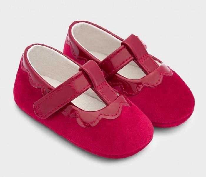 Mayoral Newborn Туфли для девочки 9341