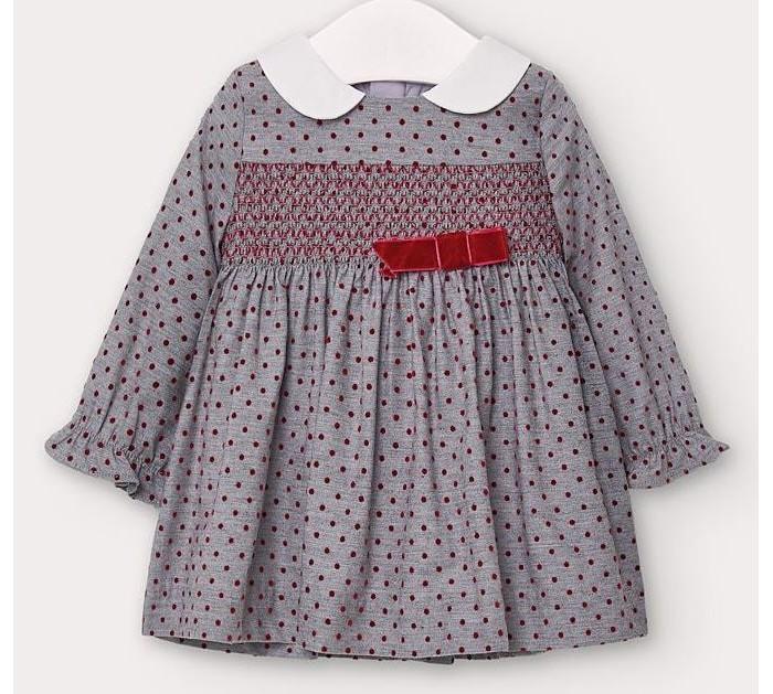 КотМарКот Платье для девочки Леопардики