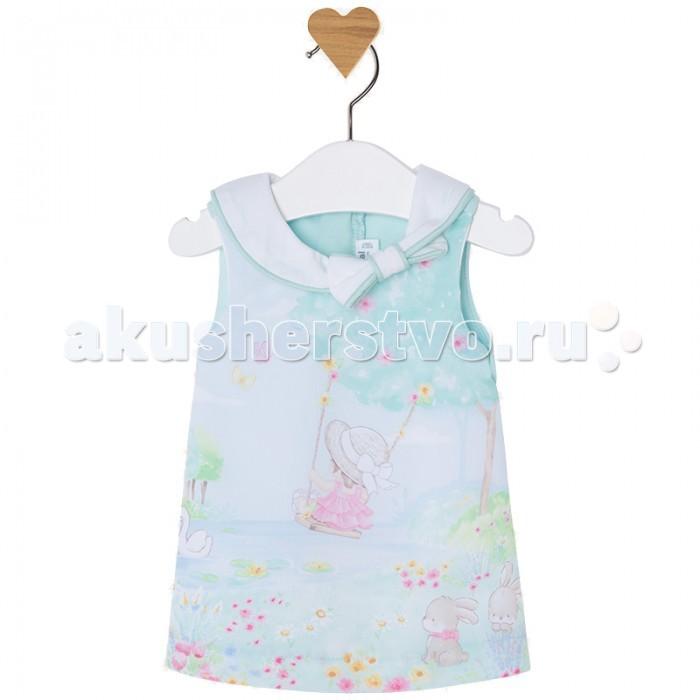 Детские платья и сарафаны Mayoral Платье для девочки 1848