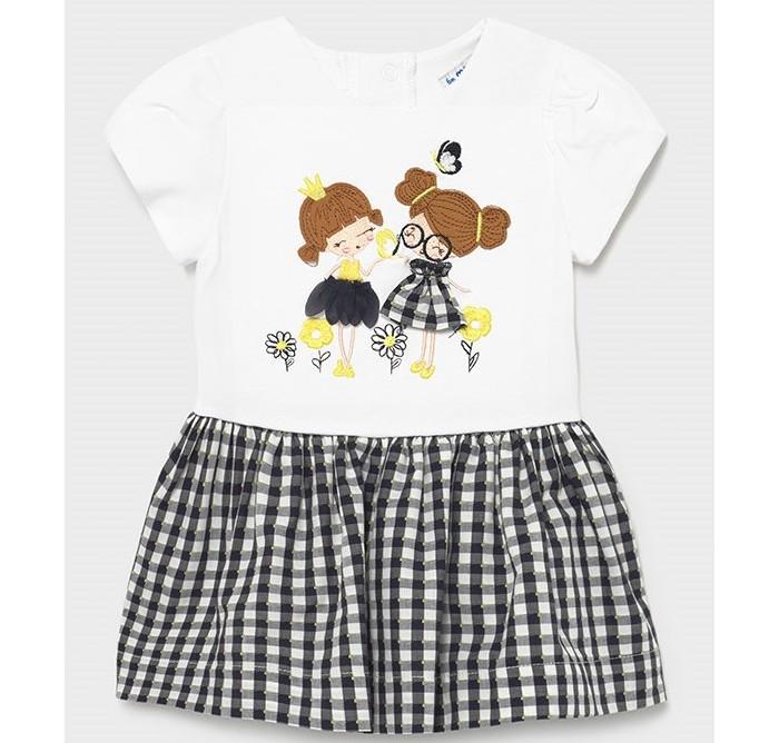 платья и сарафаны ёмаё платье для девочки стильняшки 12 301 Платья и сарафаны Mayoral Платье для девочки 1969