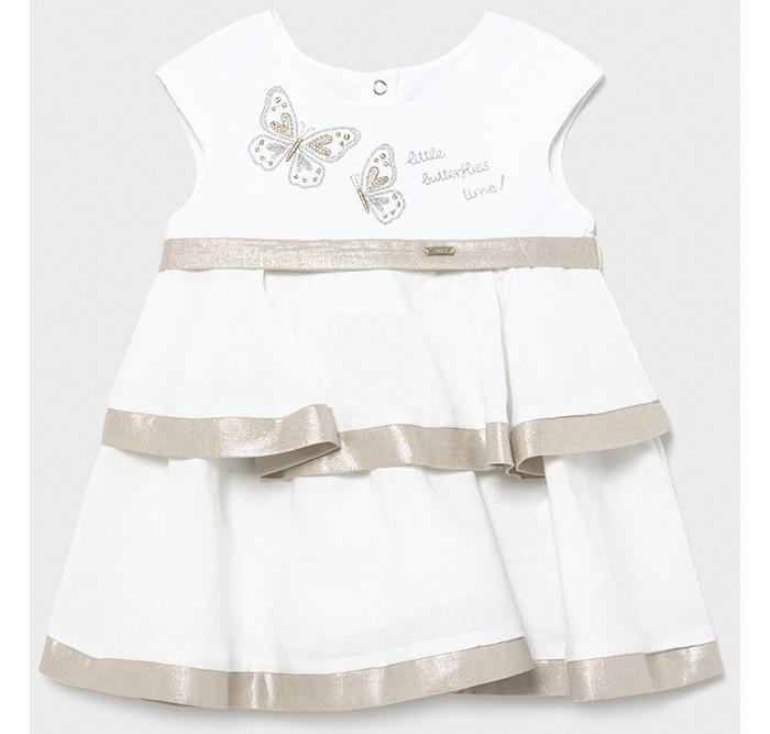 платья и сарафаны ёмаё платье для девочки стильняшки 12 301 Платья и сарафаны Mayoral Платье для девочки 1971