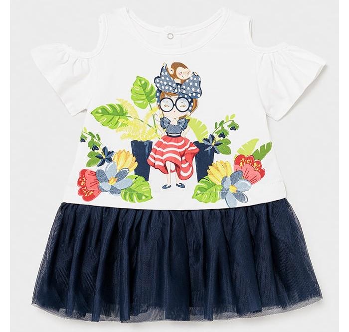 платья и сарафаны ёмаё платье для девочки стильняшки 12 301 Платья и сарафаны Mayoral Платье для девочки 1993