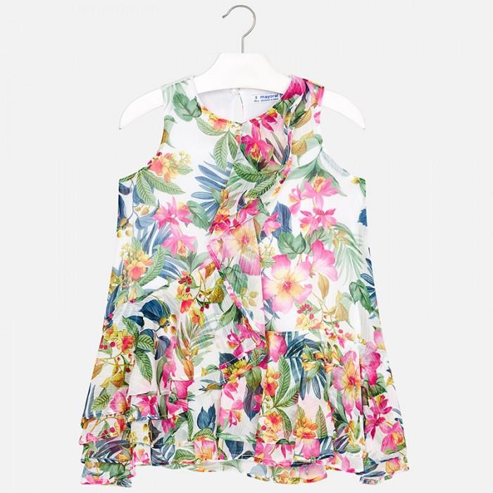 Купить Детские платья и сарафаны, Mayoral Платье для девочки 3941