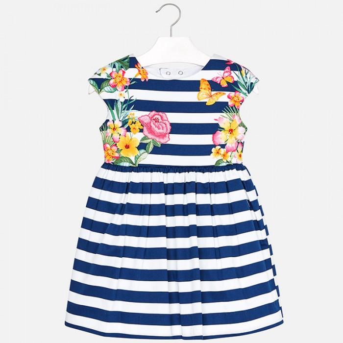 Mayoral Платье для девочки 3942