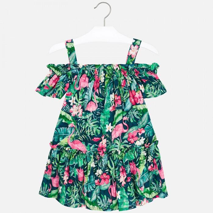 Mayoral Платье для девочки 3952