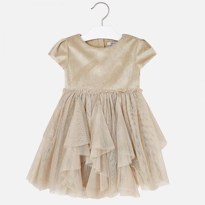 Картинка для Mayoral Платье для девочки 4924
