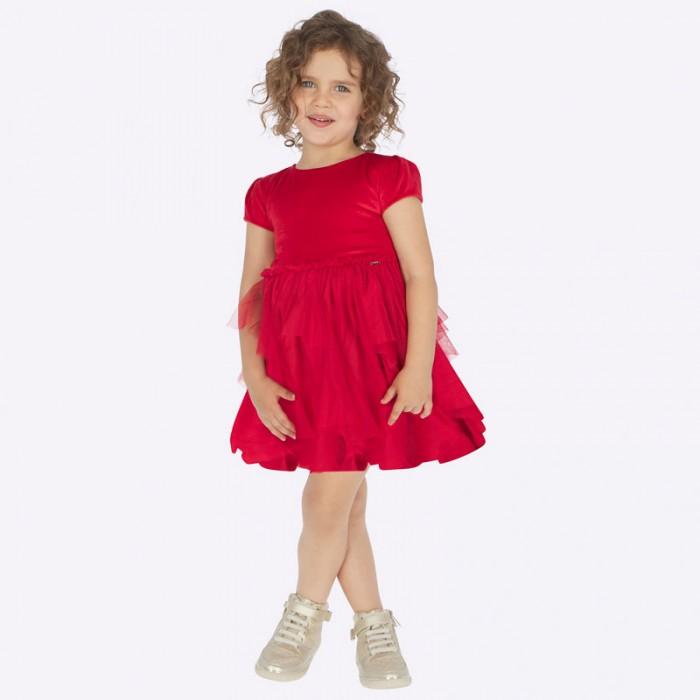 Mayoral Платье для девочки 4924