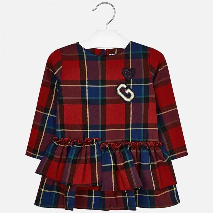 Mayoral Платье для девочки 4937