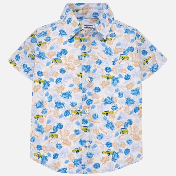 Купить Рубашки, Mayoral Рубашка для мальчика 1126