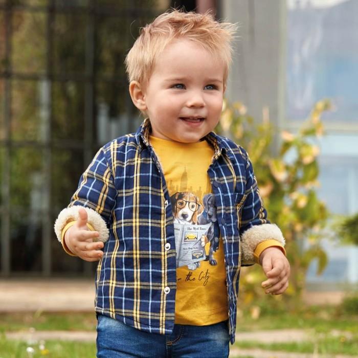 Mayoral Рубашка для мальчика 2110