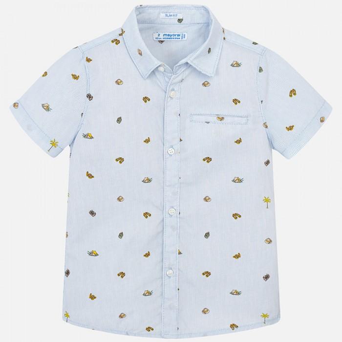 Купить Рубашки, Mayoral Рубашка для мальчика 3131