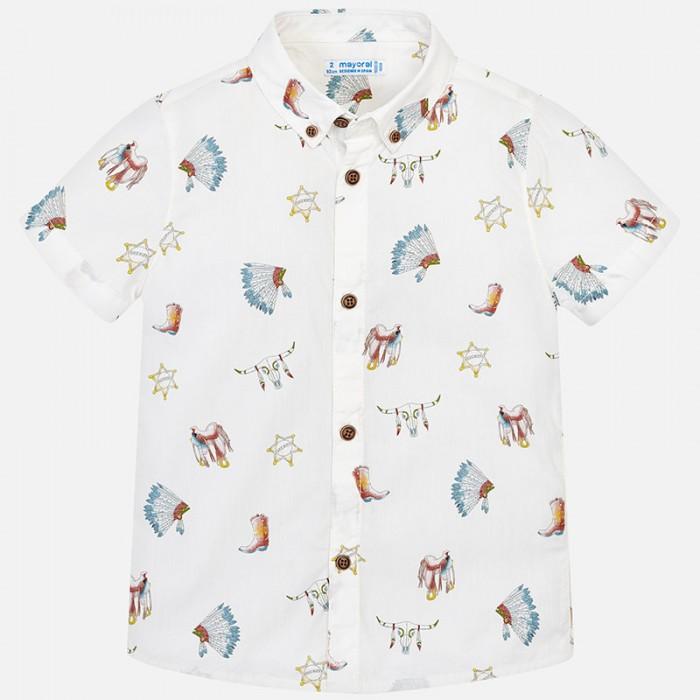 Mayoral Рубашка для мальчика 3133