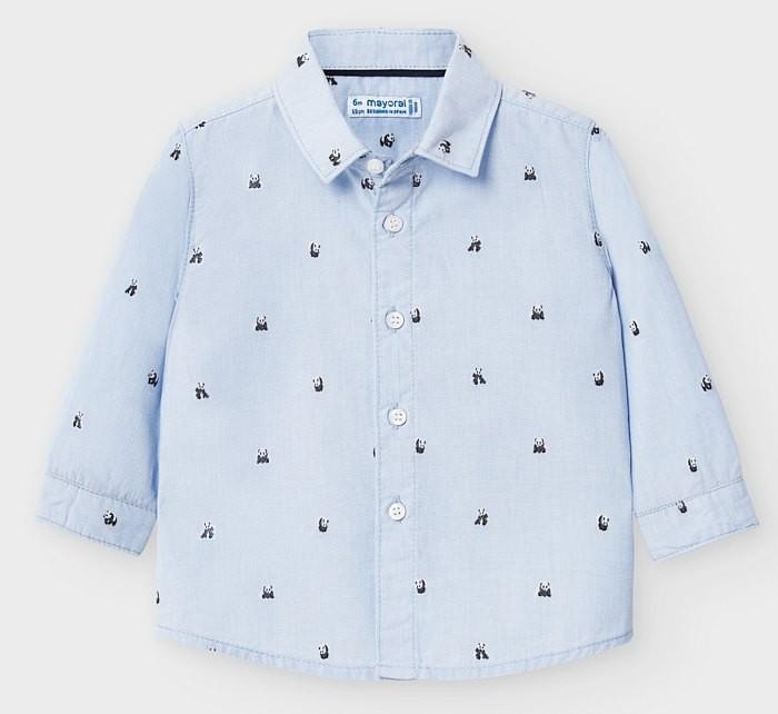 Mayoral Рубашка для мальчика Панды
