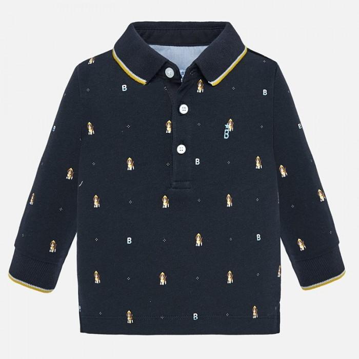 Купить со скидкой Mayoral Рубашка-поло для мальчика 2106