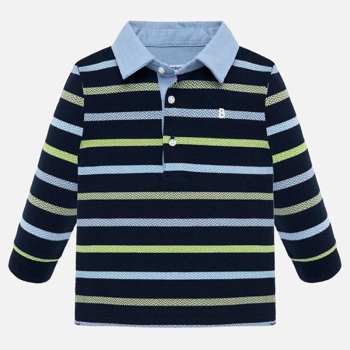 Mayoral Рубашка-поло для мальчика 2108 фото