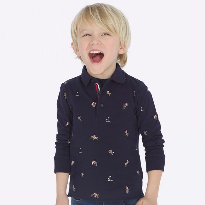 Картинка для Mayoral Рубашка-поло для мальчика 4108