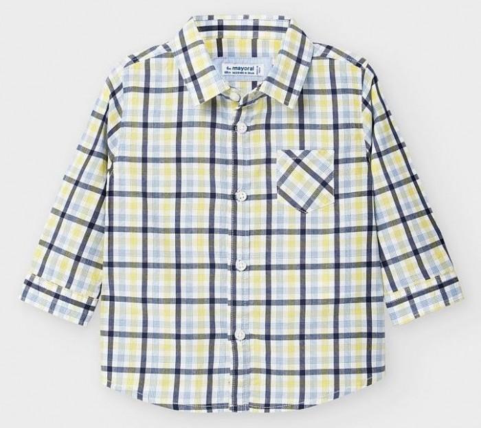 Рубашки Mayoral Рубашка в клетку 2130