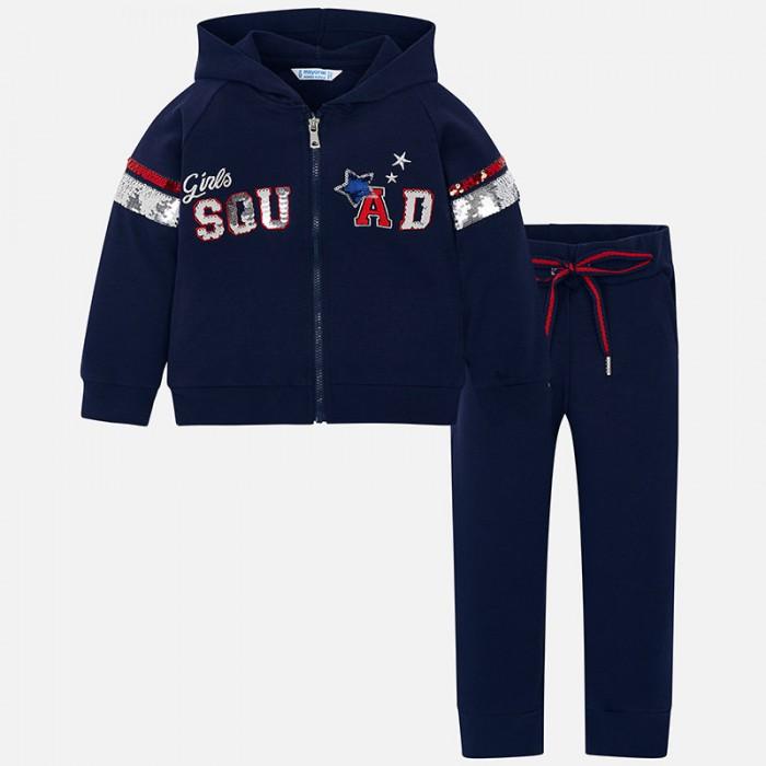 Купить Комплекты детской одежды, Mayoral Спортивный костюм для девочки 3808