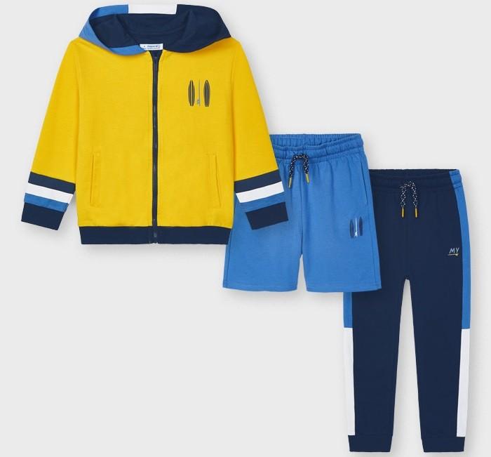 Купить Спортивные костюмы, Mayoral Спортивный костюм для мальчика 3827