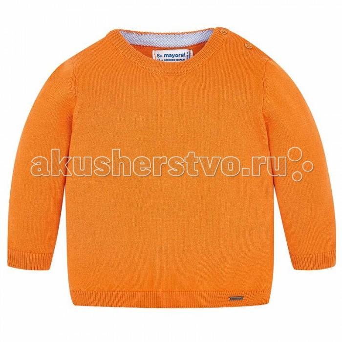 Детская одежда , Джемперы, свитера, пуловеры Mayoral Свитер для мальчика 303 арт: 446104 -  Джемперы, свитера, пуловеры