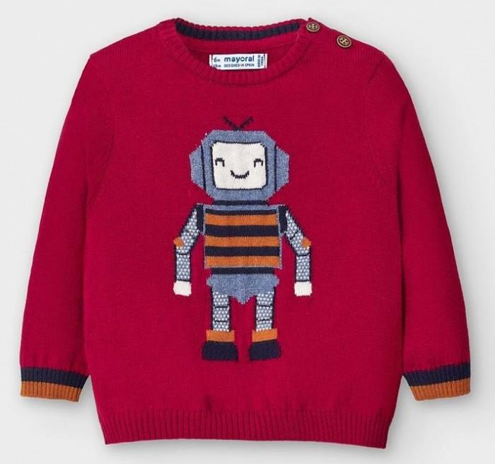 Картинка для Mayoral Свитер для мальчика Робот
