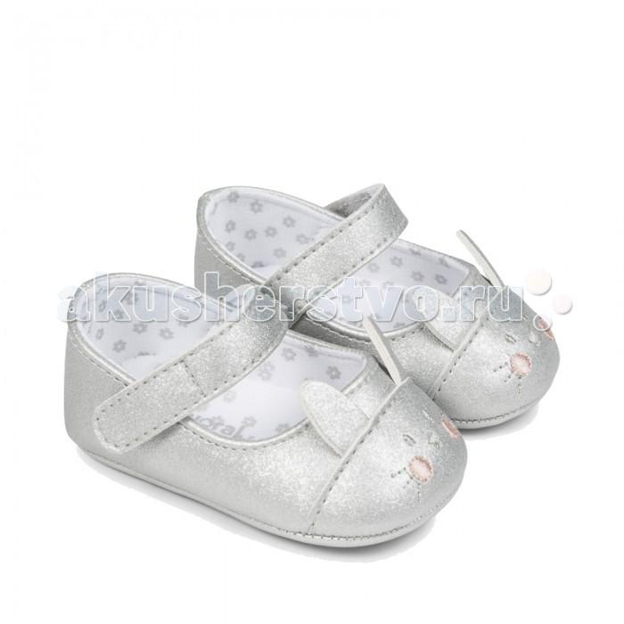 Детская одежда , Обувь и пинетки Mayoral Туфельки для девочки 9808 арт: 445359 -  Обувь и пинетки
