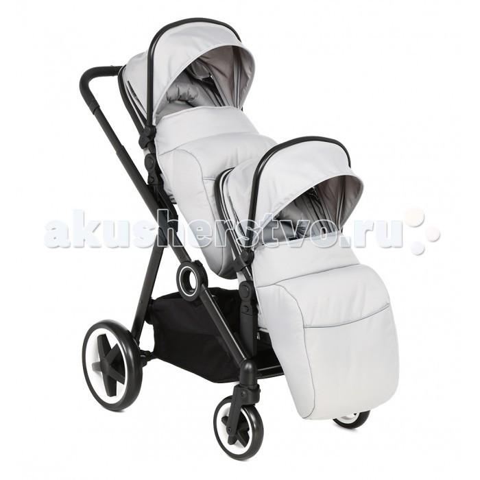 Коляски для двойни и погодок McCan Прогулочная коляска для двойни М-11, Коляски для двойни и погодок - артикул:496796
